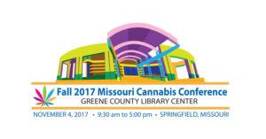 Fall 2017 Missouri Cannabis Conference logo