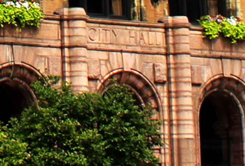 Legislation Committee meeting at City Hall