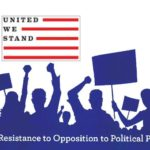 United We Stand political action at the ballot box.