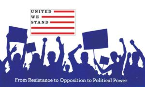 United We Stand pushing for change at the ballot box.