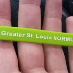 Greater St. Louis NORML wristband